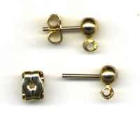 Earrings and Earring Parts - National Artcraft