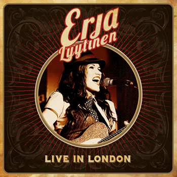 ErjaLyttinen-LiveInLondon-AlbumArtwork