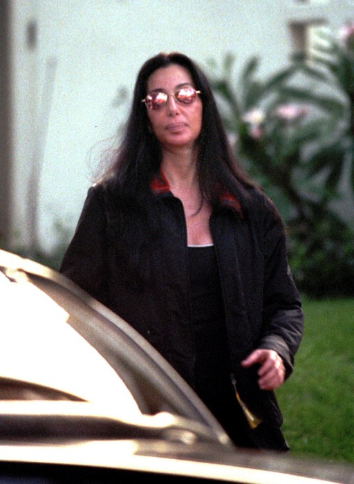 Exclusive… Excl. Cher out and about in Malibu.