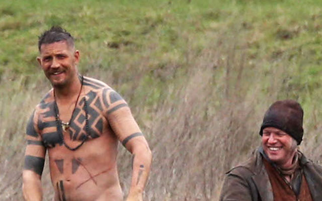 Tom Hardy Nude Taboo Shoot F thumbnail