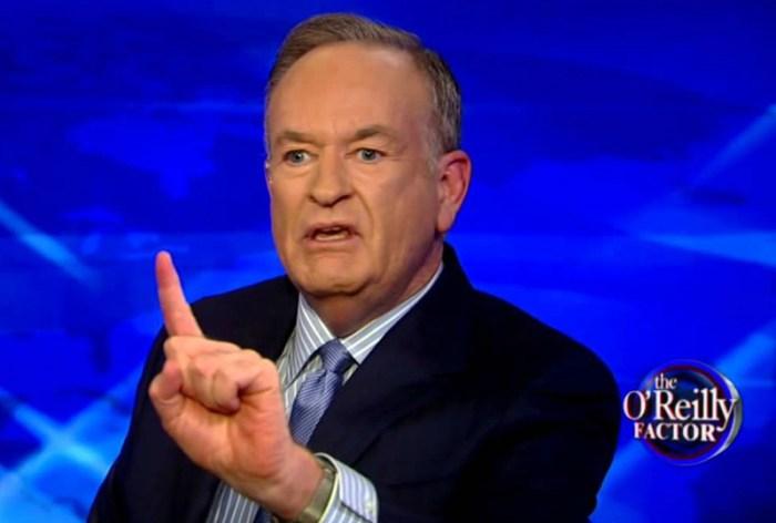 Bill O'Reilly Custody Battle 2