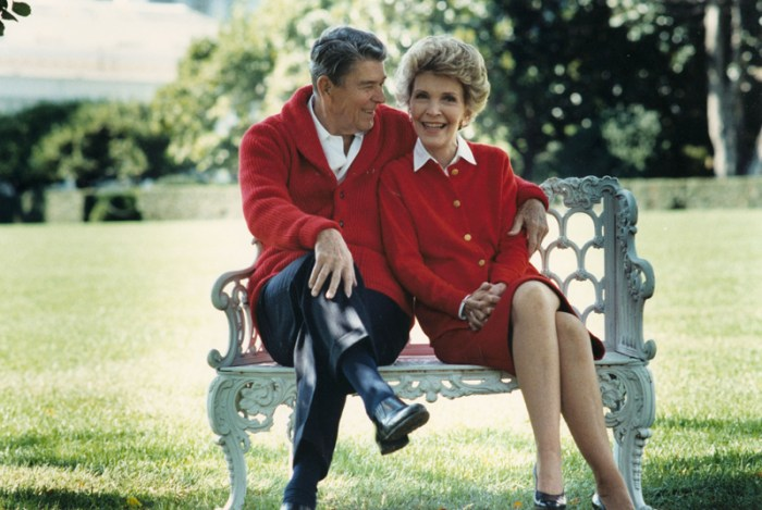 "The Reagan""s Celebrate Their 50th Anniversary"