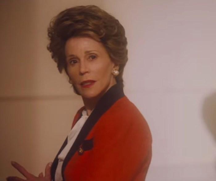 Nancy Reagan Feuds 9