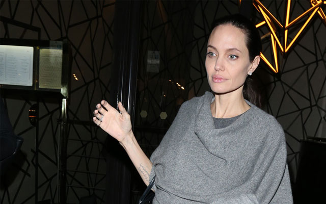 angelina jolie anorexia cancer fears F