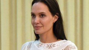Angelina Jolie Humanitarian — She Paid For Cambodian Kids Schooling