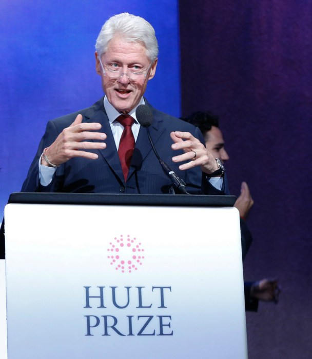 Clinton Global Initiative 2015 Annual Meeting – Day 1