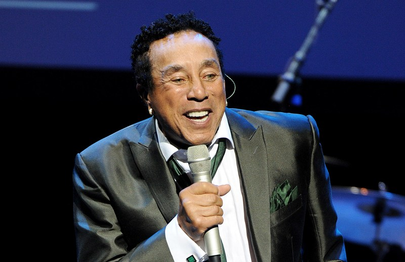 Musicians perform at the 12th Annual MusiCares MAP Fund Benefit Concert honouring Smokey Robinson, held at the Novo by Microsoft in Los Angeles, California.  Pictured: Smokey Robinson Ref: SPL1287083  200516   Picture by: PG / Splash News  Splash News and Pictures Los Angeles:310-821-2666 New York:212-619-2666 London:870-934-2666 photodesk@splashnews.com