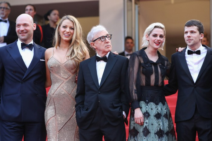Woody Allen cant escape rape allegations at Cannes