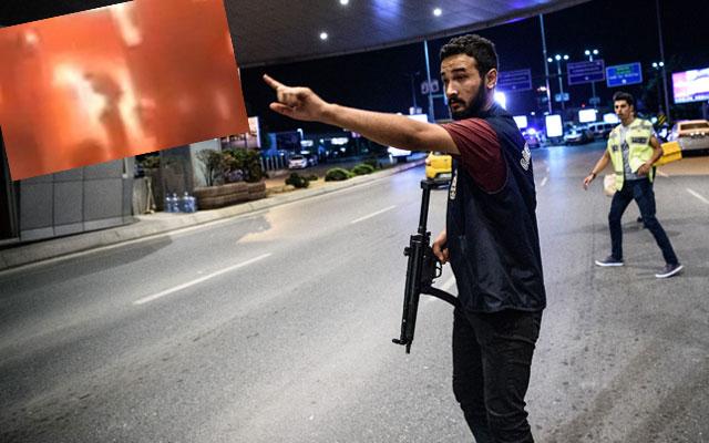istanbul terrorist attack video photos suicide vest death