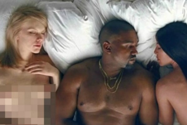 kanye west famous video 1