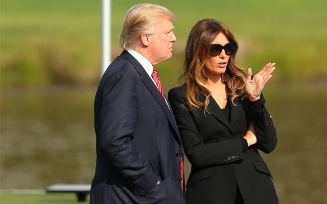 donald trump melania quotes interview