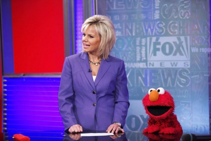 "Elmo Visits ""FOX & Friends"""