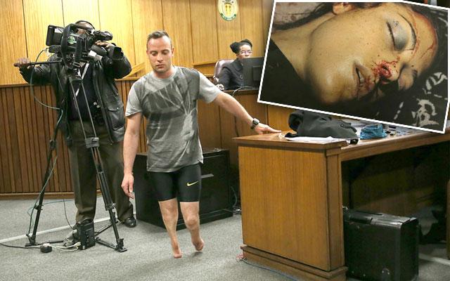 oscar pistorius murder trial sentence reeva