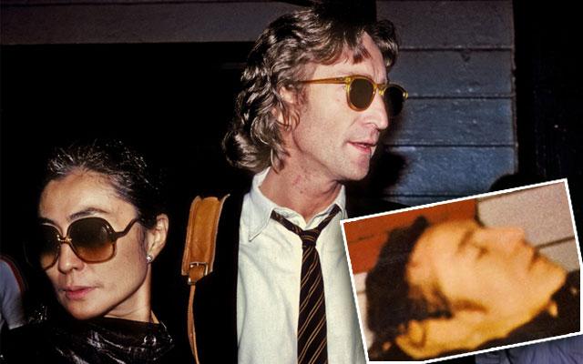 john lennon death murder mark david chapman autopsy photos