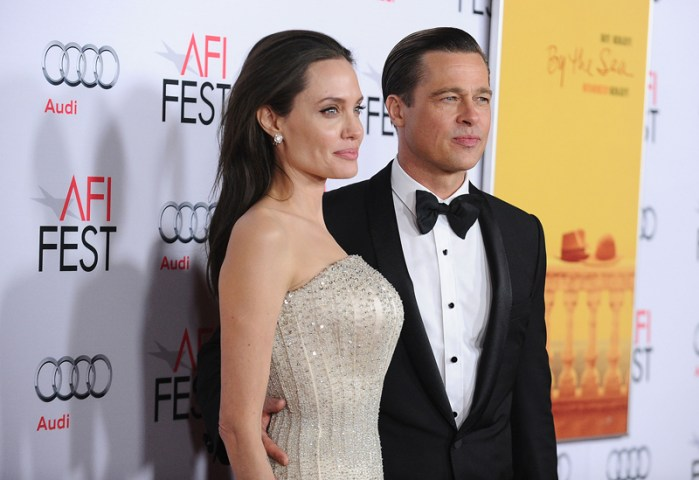 """AFI FEST 2015 Presented By Audi Opening Night Gala Premiere Of Universal Pictures' """"By the Sea"""" – Arrivals"""