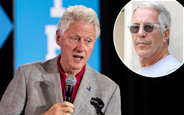 bill clinton pedophile scandal jeffrey epstein