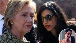 hillary clinton email scandal fbi investigation huma anthony weiner