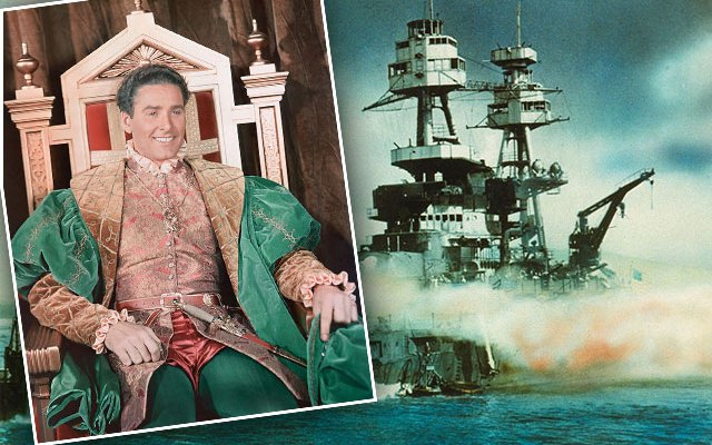 errol flynn nazi spy pearl harbor