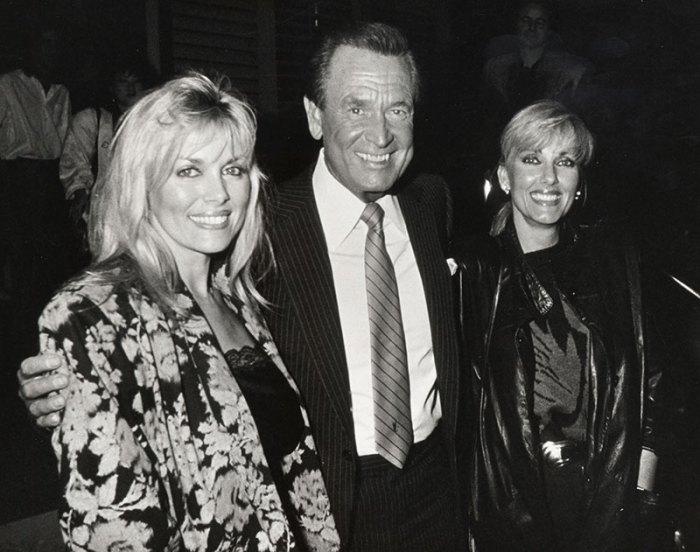 Bob Barker and Friends Sighting at Nicky Blair's Restaurant – November 11, 1986