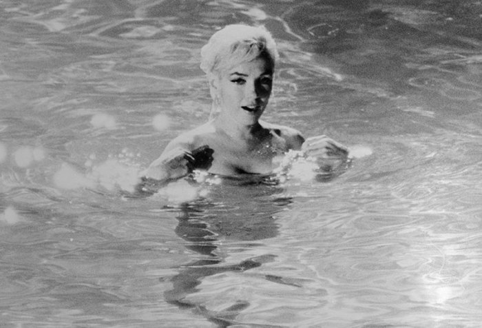 Marilyn would pose nude for photog, but under one condition