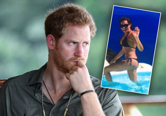 Prince Harry Visits The Caribbean – Day 13