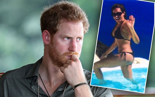 meghan markle hottest photos bikini prince harry