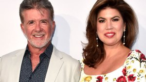alan thicke death marriage children