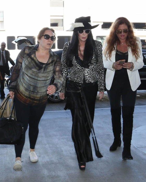 Celebrity Sightings In Los Angeles – August 23, 2015