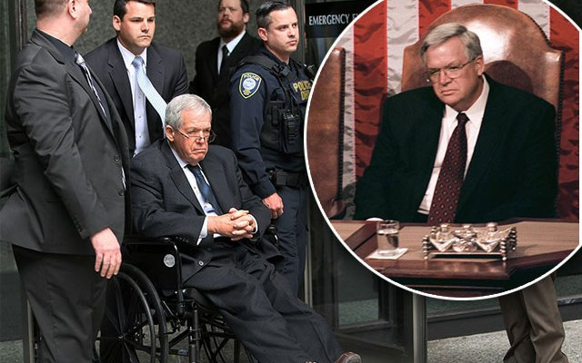 dennis hastert child molester charges