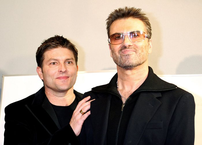 "George Michael Promotes ""A Different Story"""