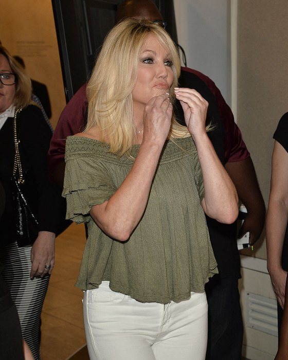 "Heather Locklear at Tyler Perry's ""Too Close To Home"" Screening"