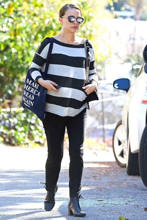 Natalie Portman Out in LA