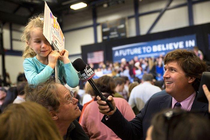 Bernie Sanders in Portsmouth, NH