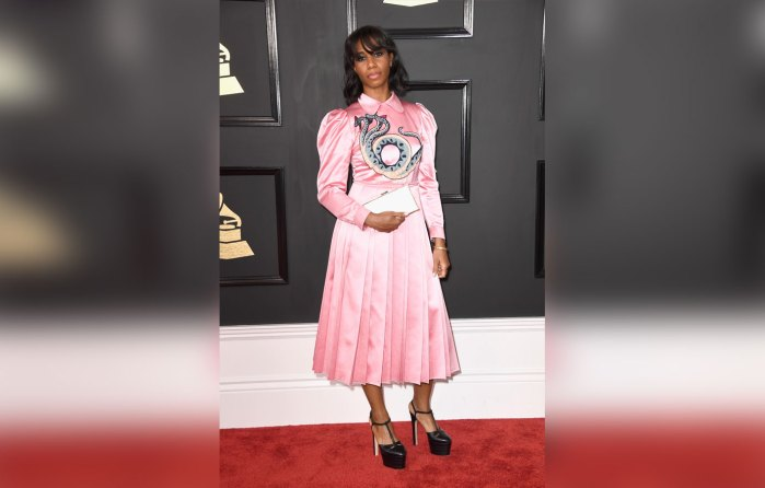 The 59th GRAMMY Awards – Arrivals