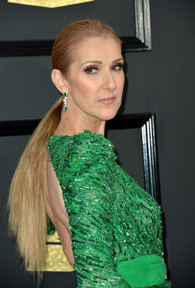 Celine Dion: Heartbroken Widow At The Grammys