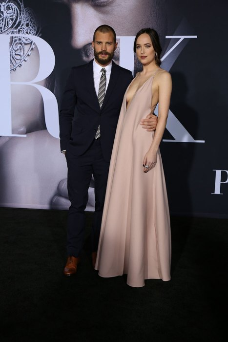 "Premiere Of Universal Pictures' ""Fifty Shades Darker"" – Red Carpet"