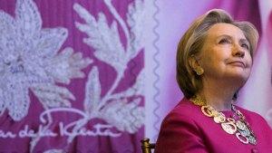 hillary clinton comeback presidential run 2020