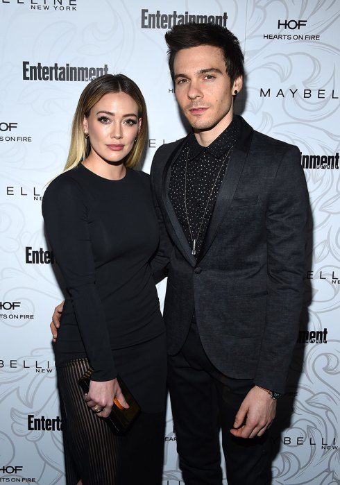 Celebrities spotted at the Entertainment Weekly's Official Pre-SAG Awards Celebration