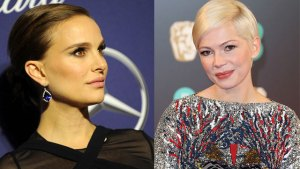 Natalie Portman & Michelle Williams