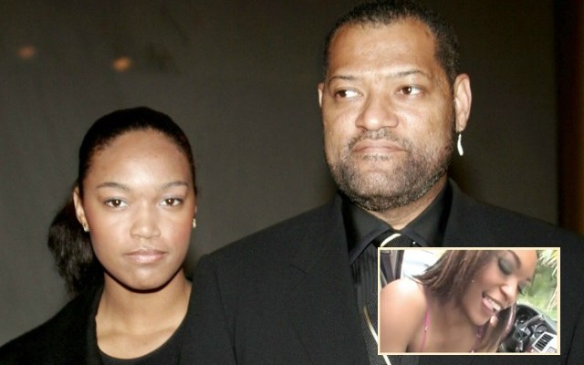 laurence fishburne daughter porn star dui