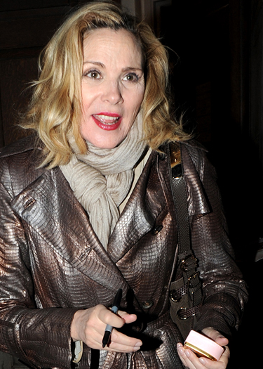 KIM CATTRALL CONFESSION | National Enquirer Kim Cattrall Dead