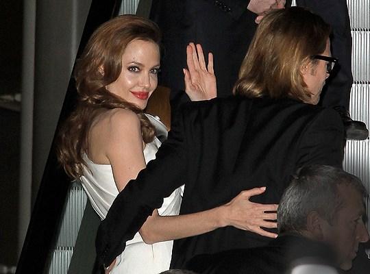 Angelina Jolie, Brad Pitt, Berlin Film Festival