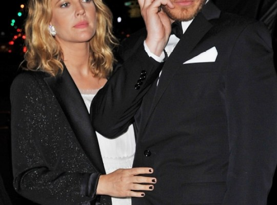 DREW BARRYMORE and WILL KOPLEMAN
