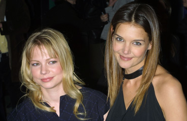 Katie Holmes, Michelle Williams