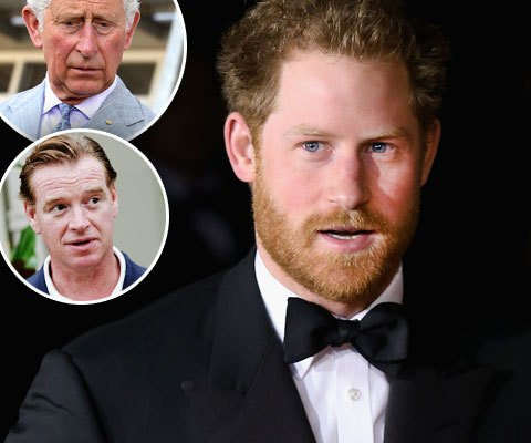 Prove her husband prince charles is not the redhead s real father