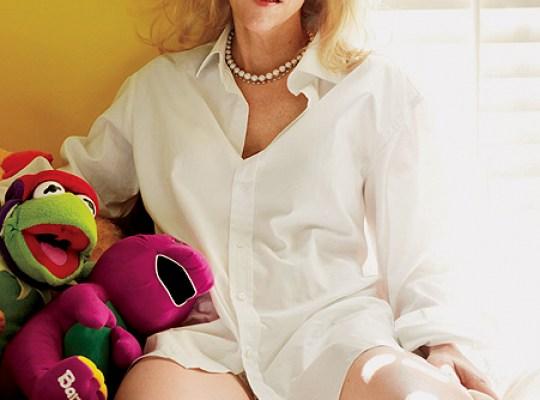 Rielle Hunter, John Edwards' baby mama