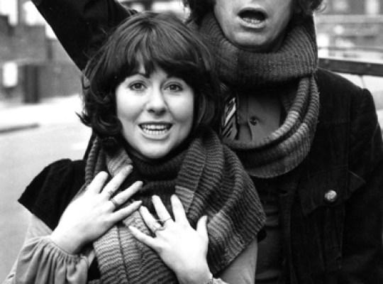 Elisabeth Sladen, Tom Baker