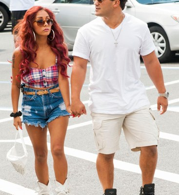 Snooki and Jionni