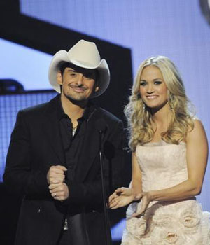 BRAD PAISLEY & CARRIE UNDERWOOD