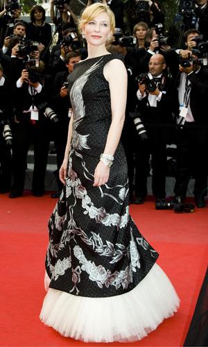 Cate Blanchett at <i>Robin Hood</i> premiere